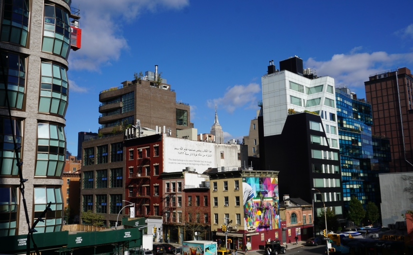Planning your trip to New YorkCity